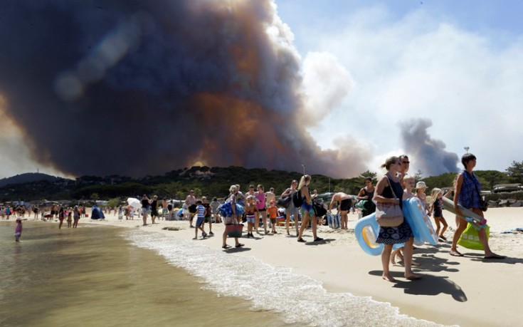 Δεκατετράχρονος ομολόγησε ότι ευθύνεται για τις πυρκαγιές στη Μασσαλία