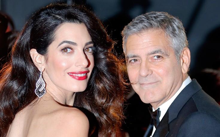 Ο Clooney είχε «παραιτηθεί» από το να γίνει πατέρας μέχρι που γνώρισε την Amal