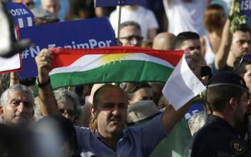 Αίτημα αναστολής του δημοψηφίσματος ανεξαρτητοποίησης του Ιρακινού Κουρδιστάν