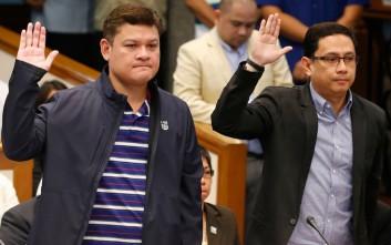 Σκάνδαλο στις Φιλιππίνες που «αγγίζει» τον αμφιλεγόμενο Ντουτέρτε