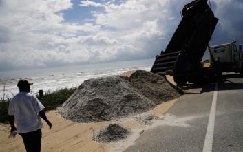 Γίνεται να... τελειώσει η άμμος;