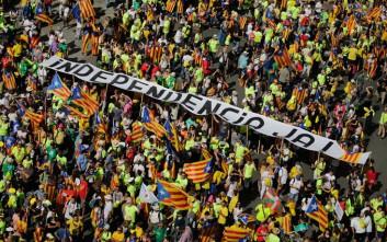Στο στόχαστρο των Καταλανών το «πορτοκαλί» κόμμα της Ισπανίας