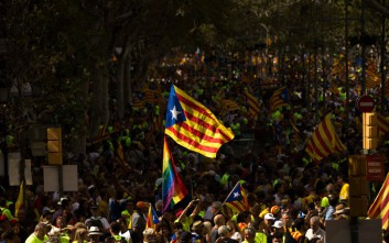 Αντίστροφη μέτρηση για το δημοψήφισμα στην Καταλονία