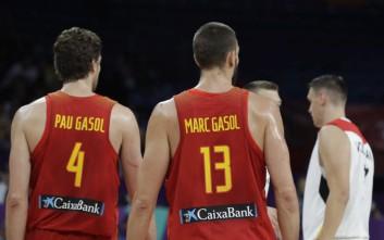 Με «σημαιοφόρο» Μαρκ Γκασόλ η Ισπανία στα ημιτελικά