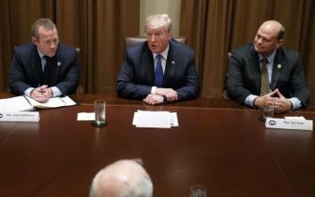 Τραμπ και Δημοκρατικοί θα συνεργαστούν για τους «Dreamers»