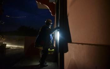 Χωρίς ρεύμα 3,5 εκατ. άνθρωποι στο Πουέρτο Ρίκο