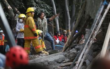 Νέος σεισμός 5,9 Ρίχτερ στο Μεξικό