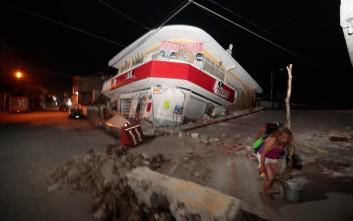 Ο φωτογραφικός φακός αποτυπώνει την τραγωδία στο Μεξικό