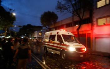 Αλώβητο βγήκε το Μεξικό από το νέο μεγάλο σεισμό