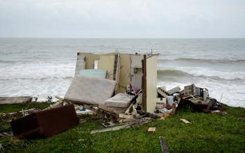 Δεκαπέντε νεκροί στο Πουέρτο Ρίκο από τον τυφώνα Μαρία