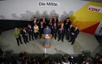 Πώς κατανέμονται οι έδρες στη γερμανική Βουλή