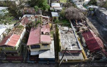 Στους 44 αυξήθηκαν οι νεκροί εξαιτίας του κυκλώνα Μαρία στο Πουέρτο Ρίκο
