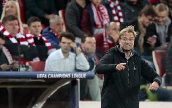 Αρνητικό ρεκόρ για Λίβερπουλ στο Champions League