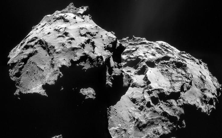 Ζευγάρι αστεροειδών που «καμουφλάρεται» σε κομήτη