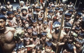 Χρυσοθήρες έσφαξαν φυλή ιθαγενών στη Βραζιλία που δεν μπορούσε να πλησιάσει κανείς