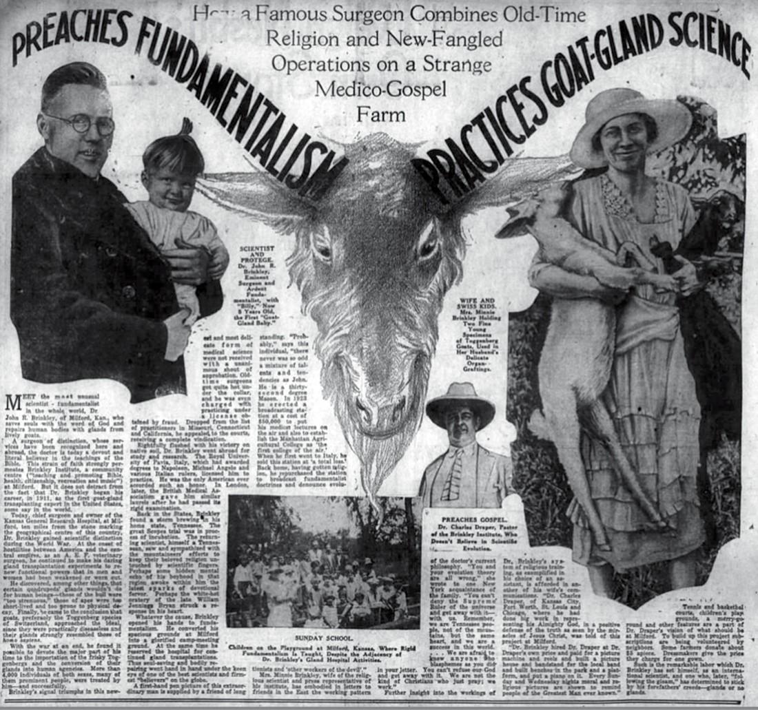 Brinkley_newspaper_story_1922