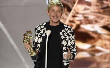 Αυτή είναι η λέξη που απαγόρευσαν στην Ellen DeGeneres να λέει επειδή είναι ομοφυλόφιλη