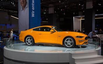 Η Ford Mustang έρχεται πιο δυνατή από ποτέ