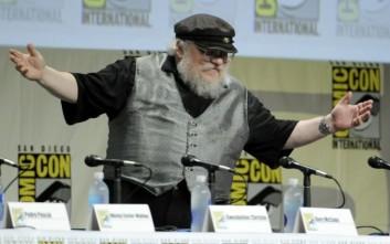 Ο George R.R. Martin μιλά για τη νέα σεζόν του Game of Thrones και προκαλεί αναστάτωση
