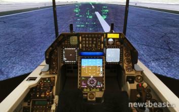 Έτσι θα είναι τα αναβαθμισμένα F-16 της Πολεμικής Αεροπορίας