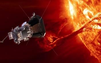 Το διαστημόπλοιο που θα πρέπει ν' αντέξει σε θερμοκρασίες 1.371 βαθμών Κελσίου