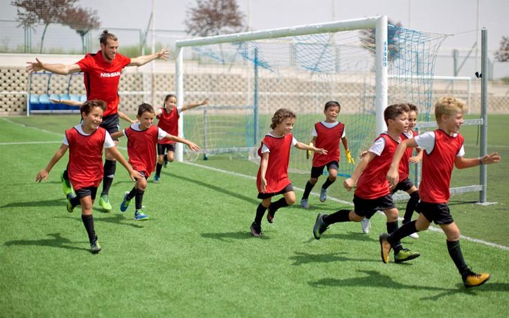 Η NISSAN επεκτείνει τη συνεργασία της με το UEFA Champions League