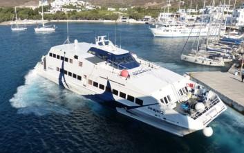 Γιατί άργησε να φτάσει στο λιμάνι του Πειραιά το Sea Jet 2