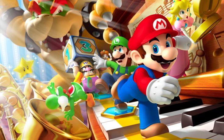 Ο Mario ξανάρχεται αλλά πλέον δεν είναι… υδραυλικός