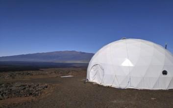 Η NASA έστειλε έξι... Αρειανούς στη Χαβάη