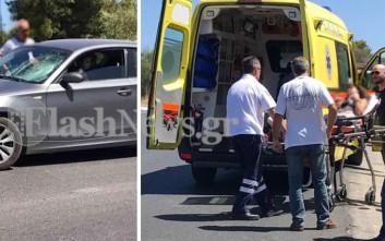 Αυτοκίνητο παρέσυρε μαθήτρια στα Χανιά