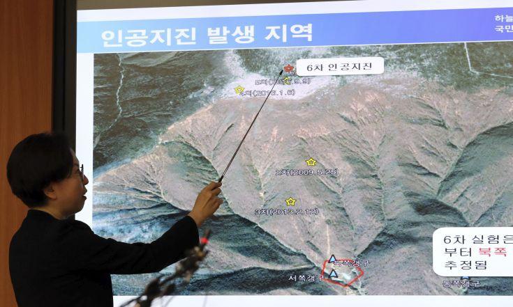 Παγκόσμια ανησυχία και κατακραυγή για τη βόμβα υδρογόνου
