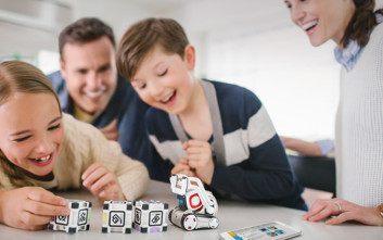 Το ρομπότ-παιχνίδι με τη δική του προσωπικότητα