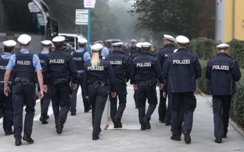 Οκτώ αστυνομικοί τραυματίες σε συναυλία ακροδεξιών στη Γερμανία