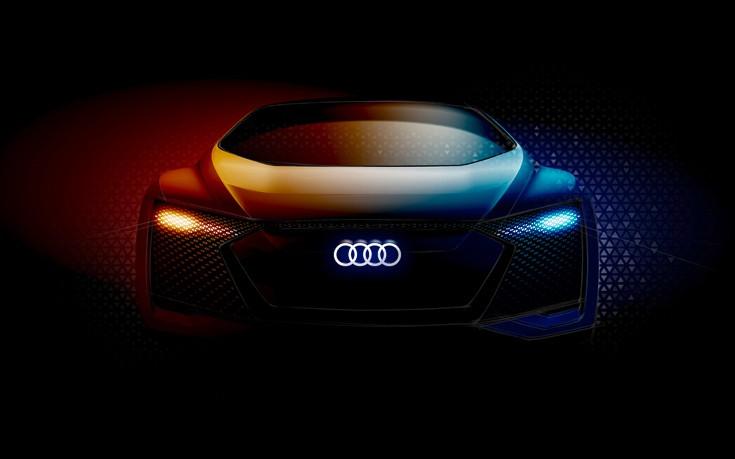 Η Audi στην Έκθεση της Φρανκφούρτης