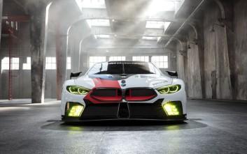 Αυτή είναι η νέα αγωνιστική BMW M8 GTE
