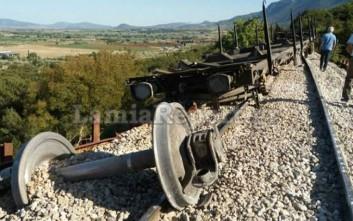 Στην κυκλοφορία πάλι η γραμμή μεταξύ Τιθορέας και Λιανοκλαδίου