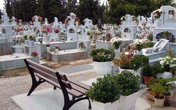 Άρχισαν να κλέβουν και τους τάφους στα κοιμητήρια στην Κρήτη