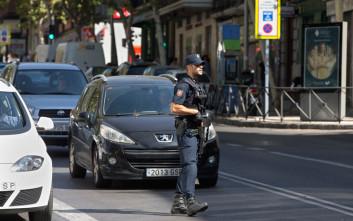 Ψεύτικη η απειλή για βόμβα στη Μαδρίτη