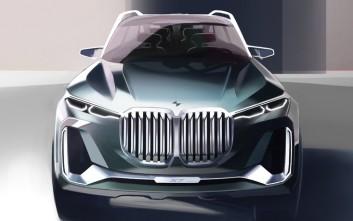 Εντυπωσιάζει το BMW Concept X7 iPerformance