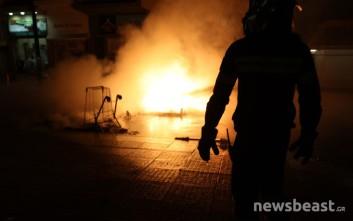 Επίθεση με πέτρες δέχθηκε συνεργείο τηλεοπτικού σταθμού στη Δραπετσώνα