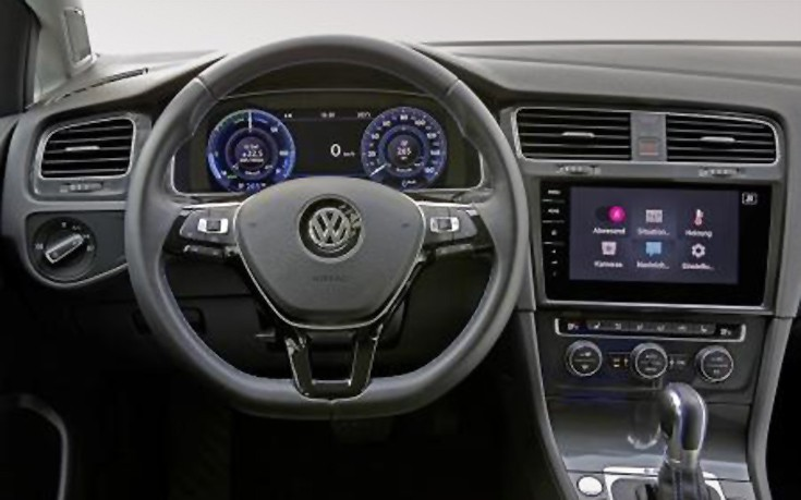 Volkswagen και Deutsche Telekom συνδέουν αυτοκίνητο και σπίτι