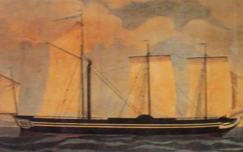 Το πρώτο ατμοκίνητο πλοίο σε πολεμικές επιχειρήσεις ήταν ελληνικό