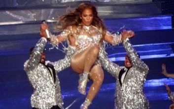 Απαστράπτουσα η Jennifer Lopez στο Λας Βέγκας