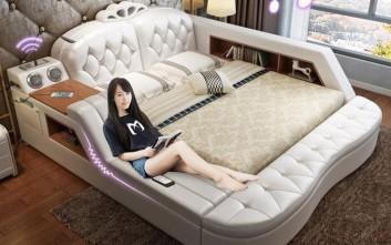 Το κρεβάτι-πολυεργαλείο που ο καθένας θα ήθελε να έχει