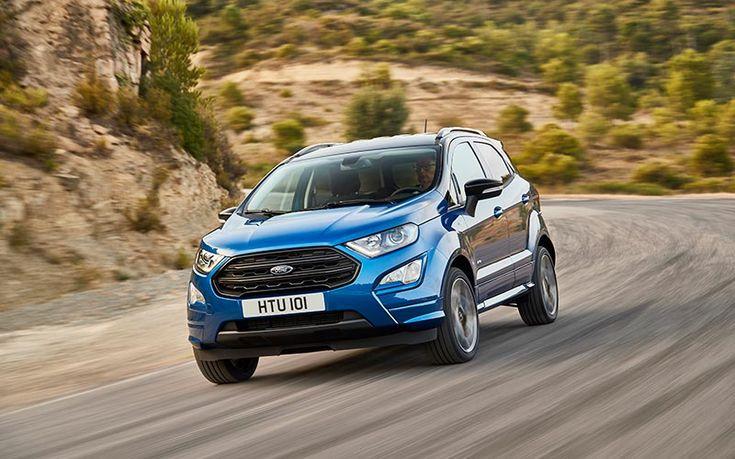 Το νέο Ford EcoSport SUV