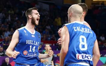 Με Κροατία ή Ρωσία θα παίξει η Ελλάδα στους «8»
