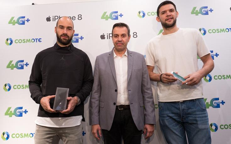 iPhone8 Plus COSMOTE ΓΕΡΜΑΝΟΣ