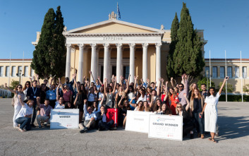 Σχολή Επιχειρηματικότητας, για ακόμα μία χρονιά στην Ελλάδα από την Coca-Cola