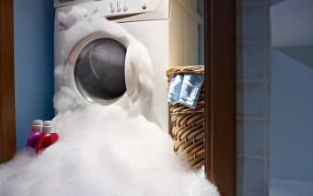 Τρία λάθη που μπορεί να καταστρέψουν το πλυντήριο ρούχων