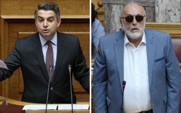 Ο Κουρουμπλής απαντά στον Κωνσταντινόπουλο: Καλύτερα Γενίτσαρος της Αριστεράς